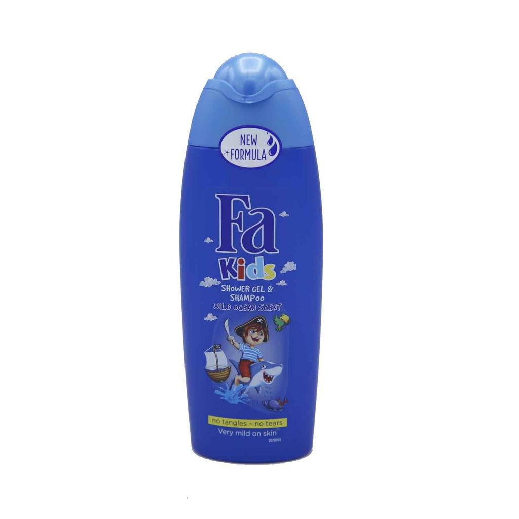 Fa Kids Shower Gel & Shampoo