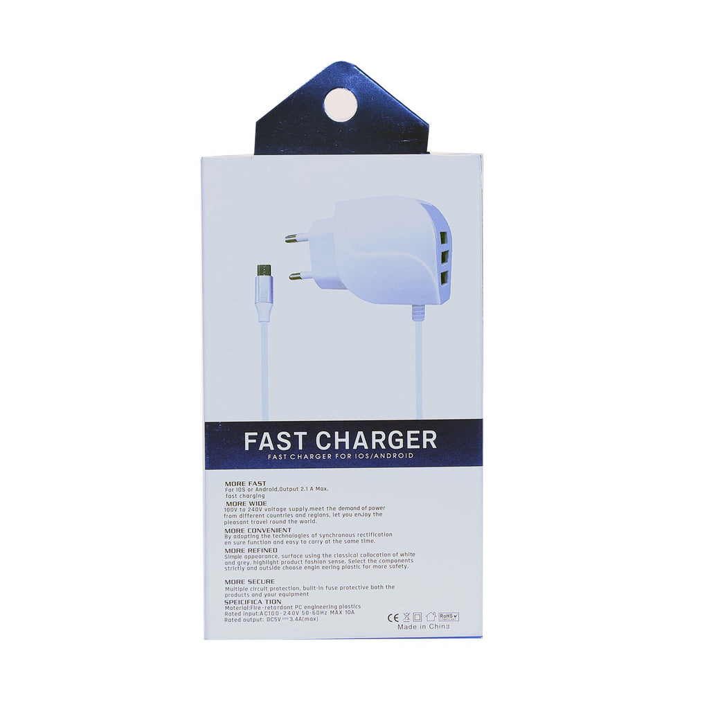 Fast Charger for IOS & Android R-19