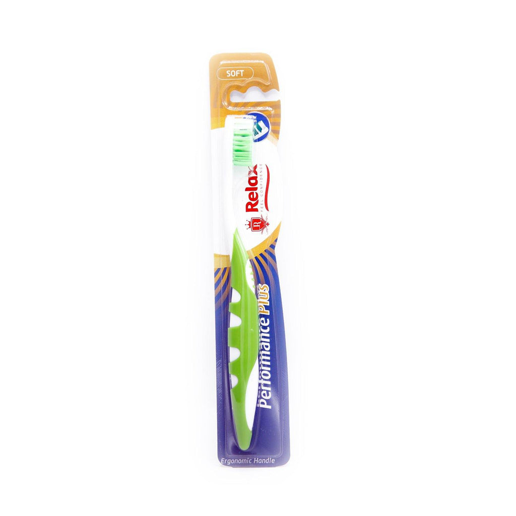 Relax  Soft Performance Plus Toothbrush