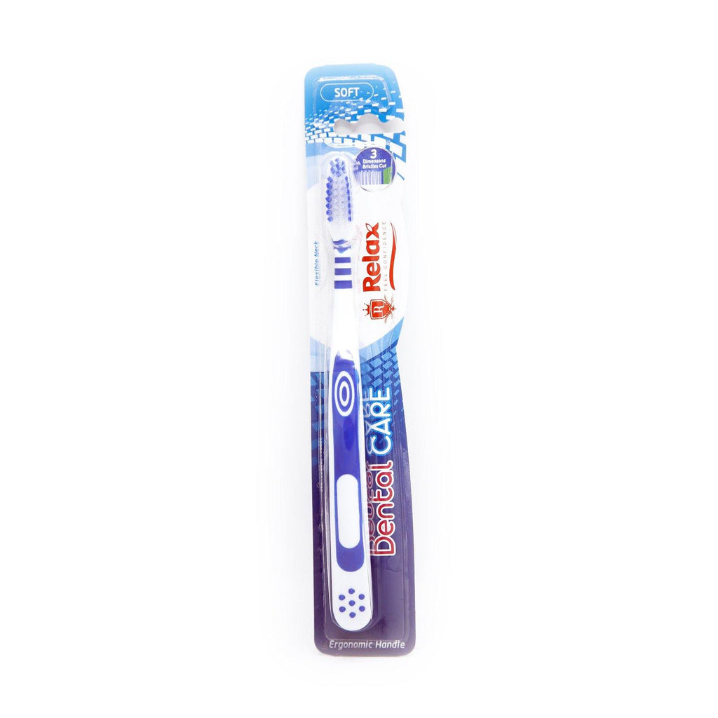 Relax  Soft  Dental Care Toothbrush