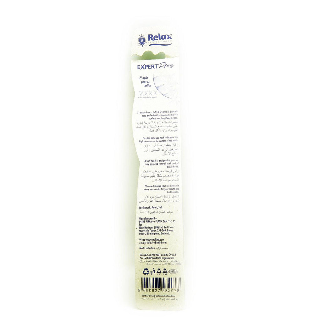 Relax Soft Expert Plus Toothbrush