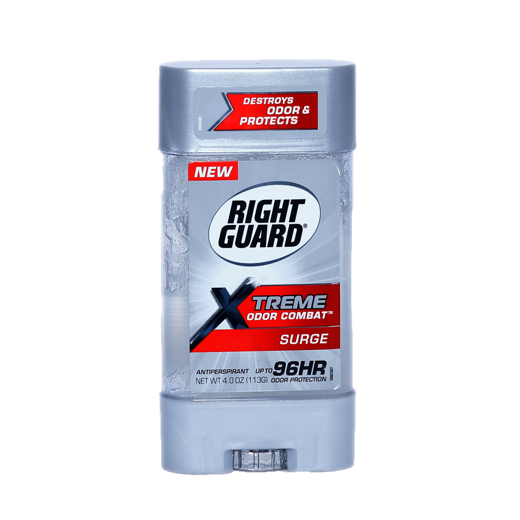 Right Guard Xtreme Odor Combat Surge