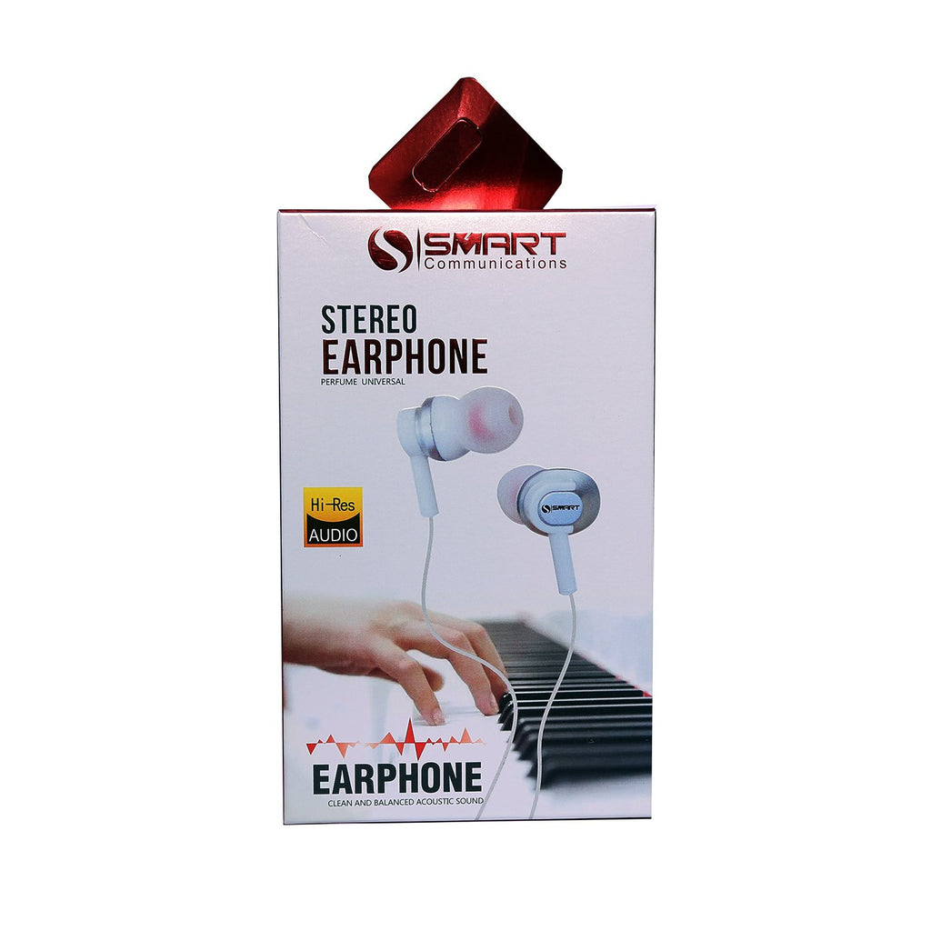 Smart Stereo Earphone