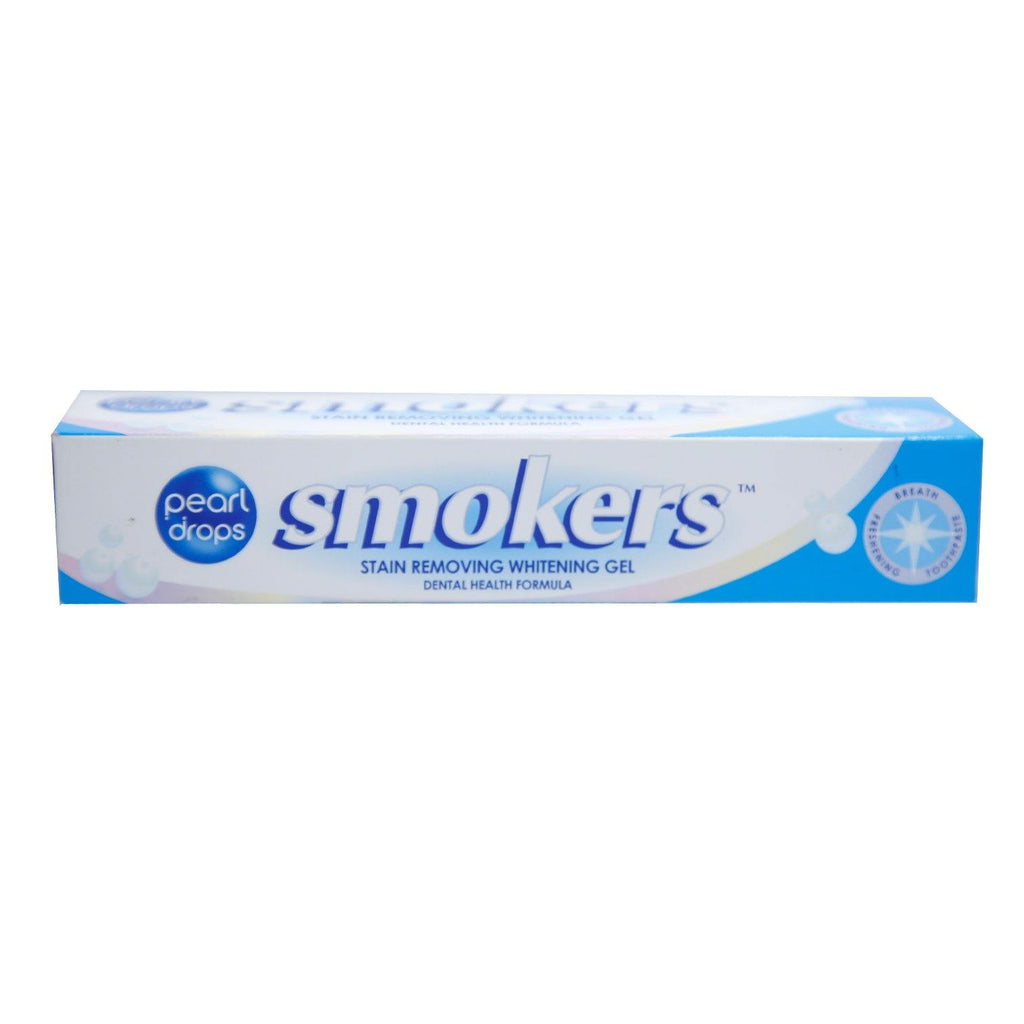 Smokers Pearl drops Stain Removing Whitening Gel