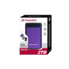 Transcend StoreJet 2 TB - USB 3.0 - 2 Years Warranty