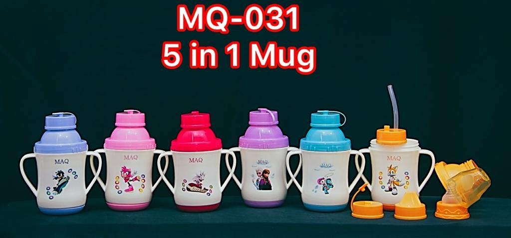 MAQ High Quality Baby Mug with Handle - shoppingtime.pk