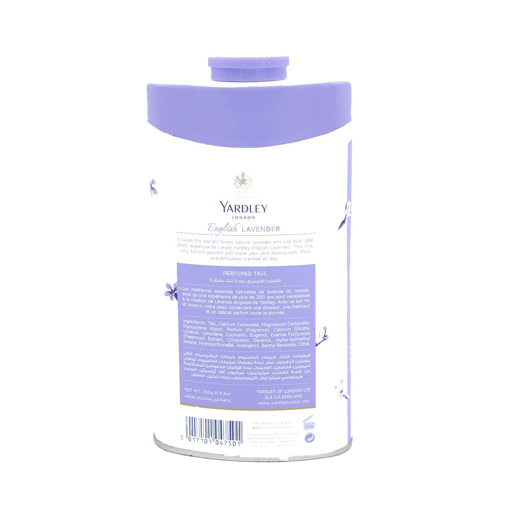 Yardley - English Lavender - Perfumed Talc