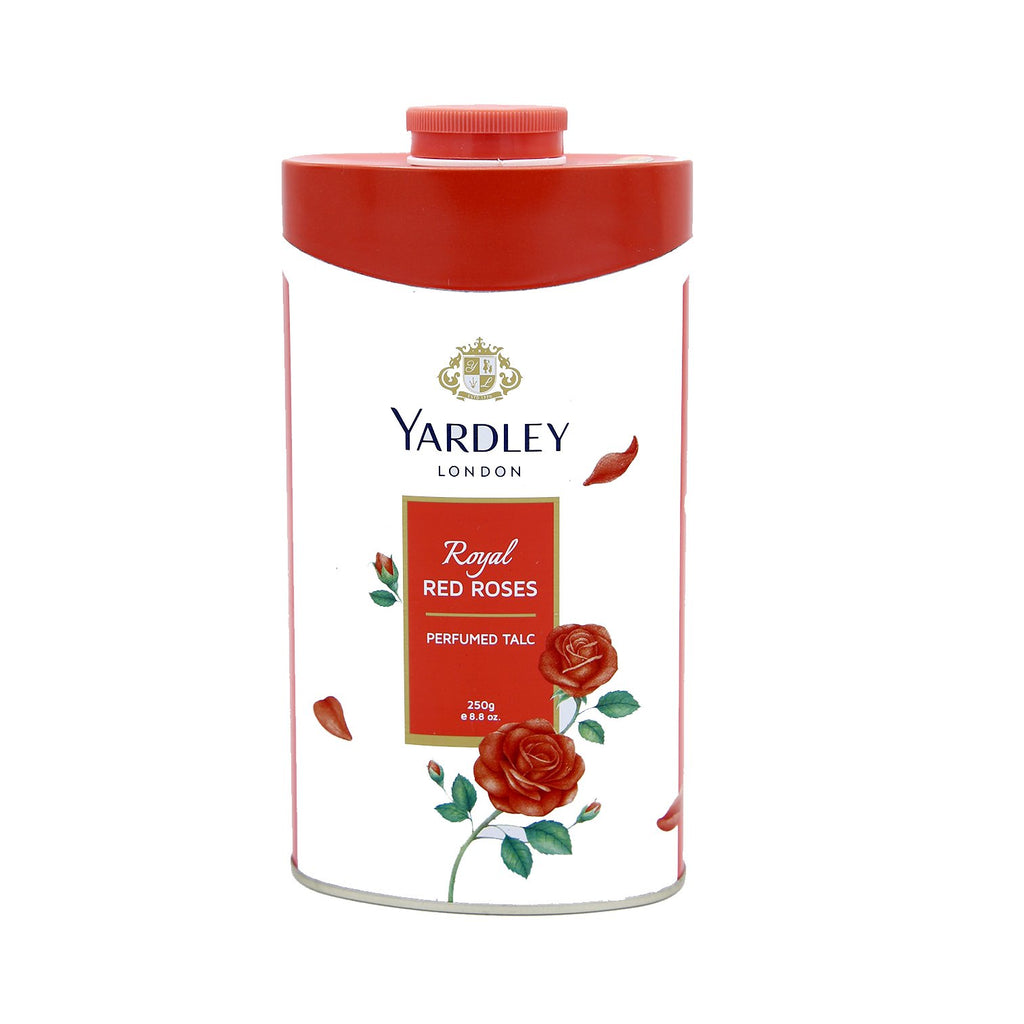 Yardley - Royal - Red Roses - Perfumed Talc