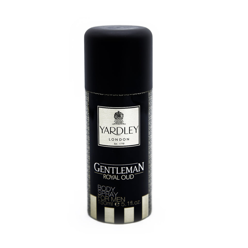 Yardley London  Gentleman  Royal Oud Body Spray