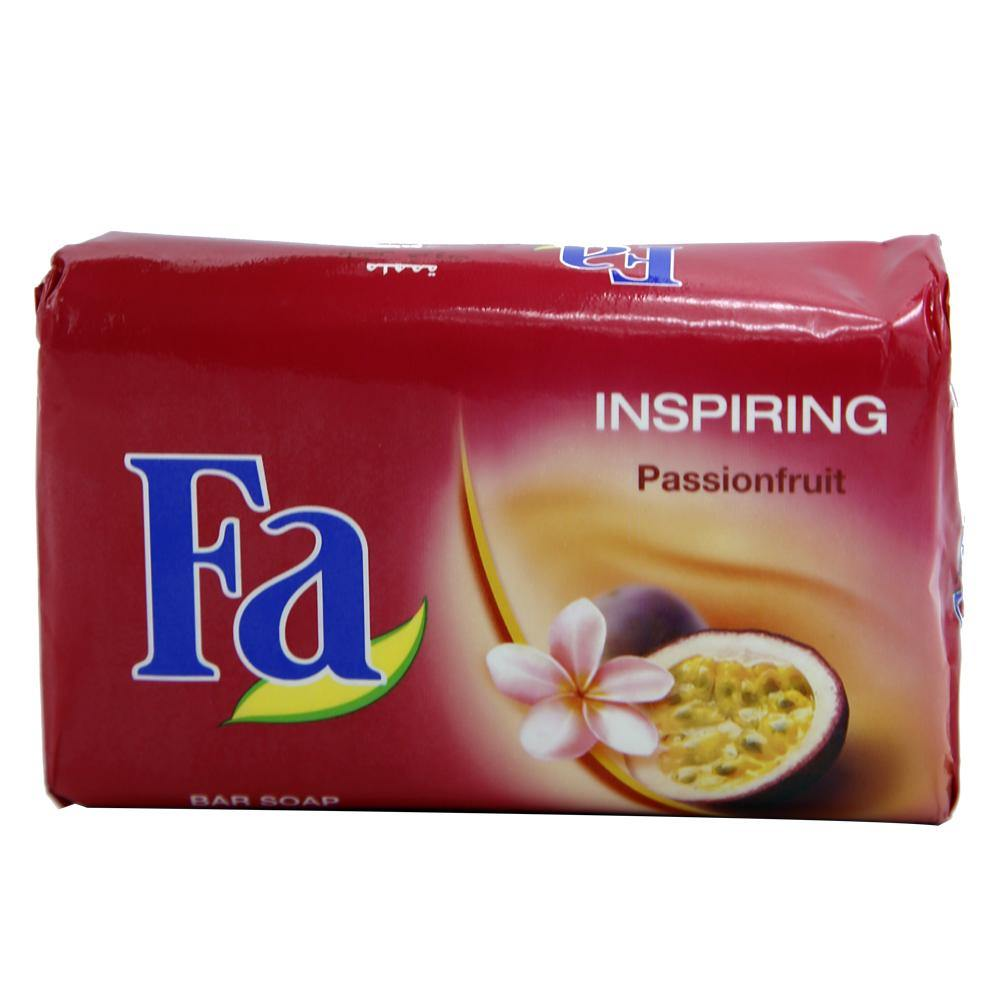Fa Inspiring Passionfruit Bar Soap - shoppingtime.pk