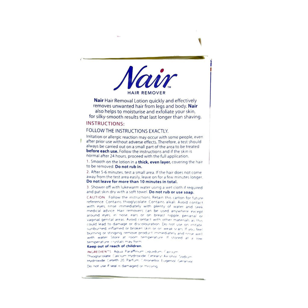 Nair Hair Removel Lotion with Baby Oil