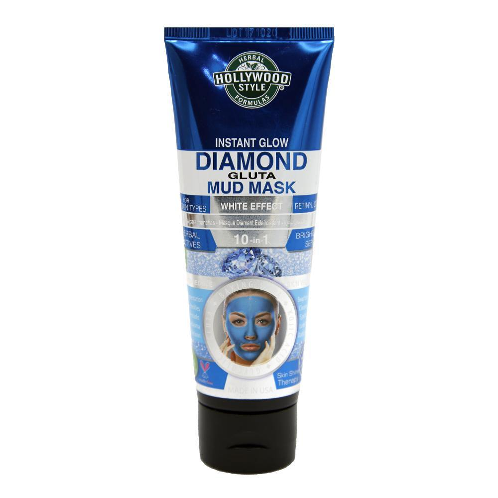 Hollywood Diamond Gluta Mud Mask - shoppingtime.pk