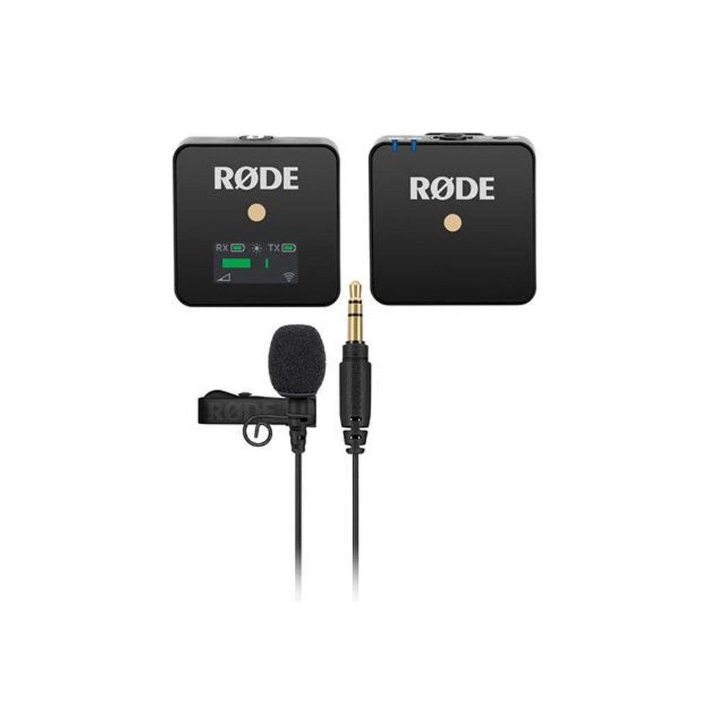 Rode Wirelesss Go Microphone System