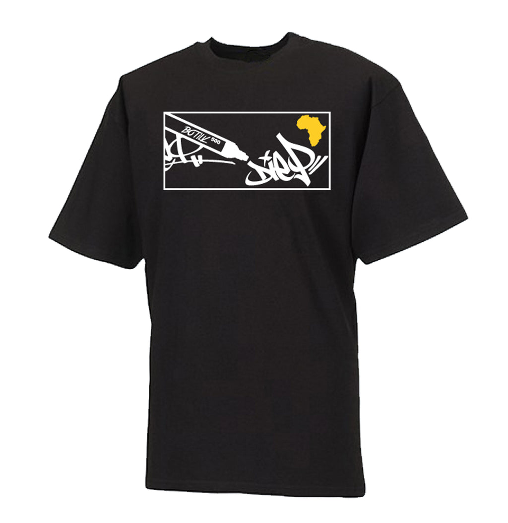 DIE P-SHIRT BLACK