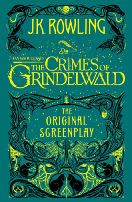 Fantastic Beasts: The Crimes of Grindelwald, J.K. Rowling