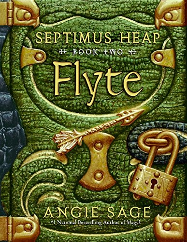 Septimus Heap: Flyte (Book 2), Angie Sage
