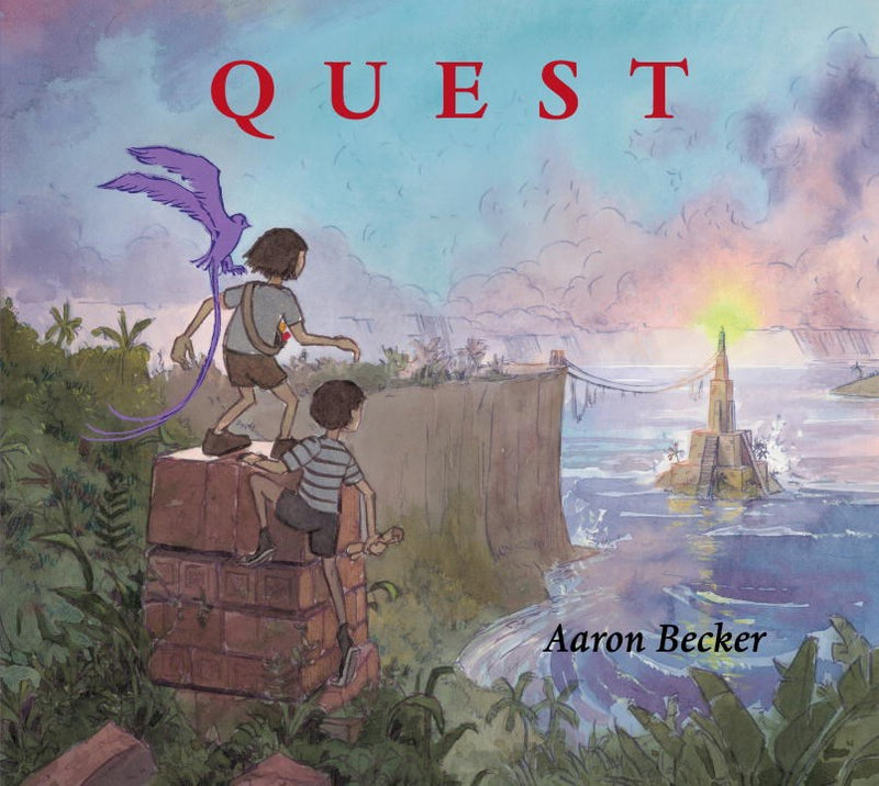 Quest, Aaron Becker