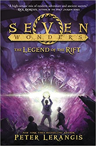 Seven Wonders: The Legend of the Rift (Book 5), Peter Lerangis