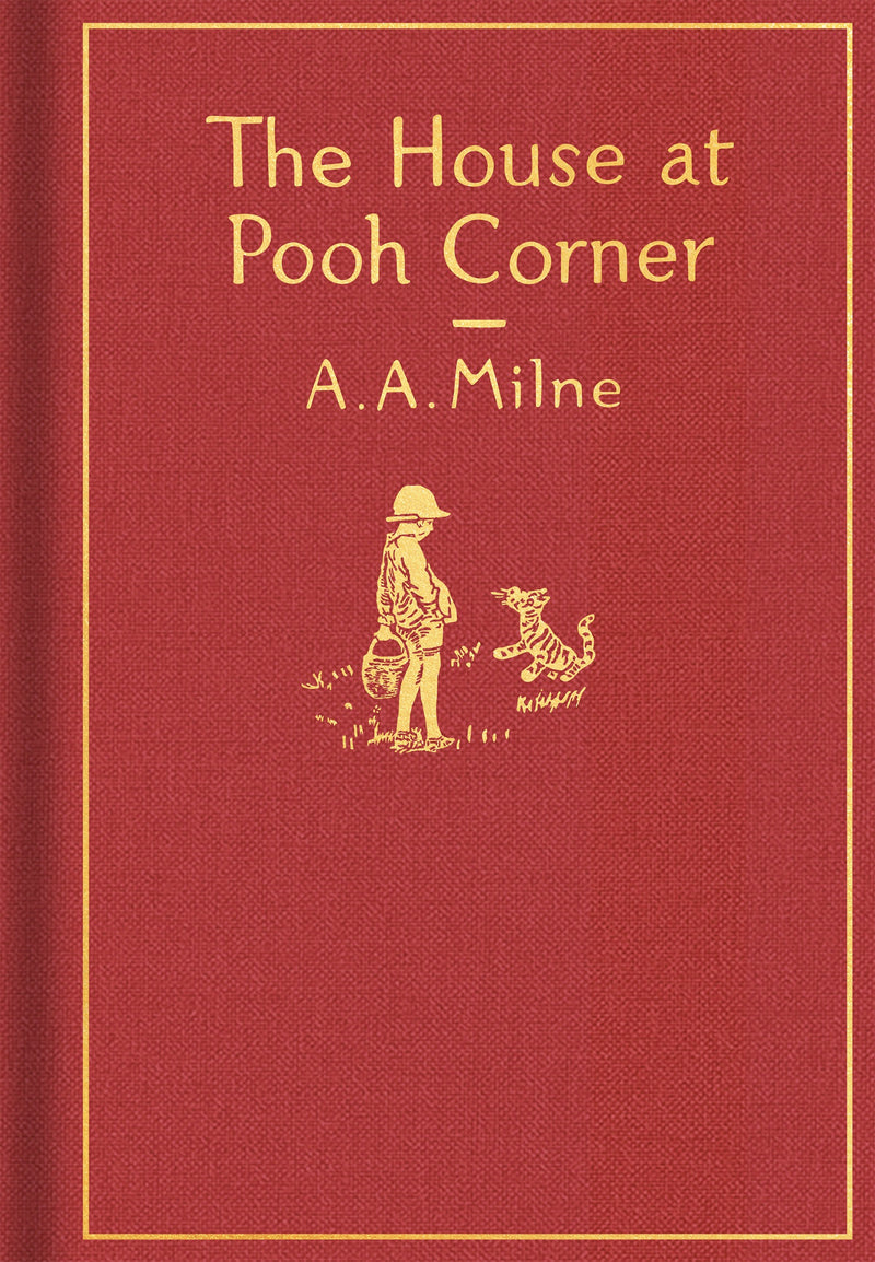 The House at Pooh Corner, A. A. Milne