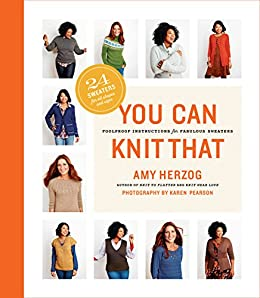 You Can Knit That, Amy Herzog