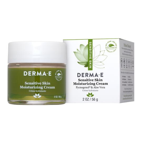 DermaE Sensative Skin Moisturizing Cream