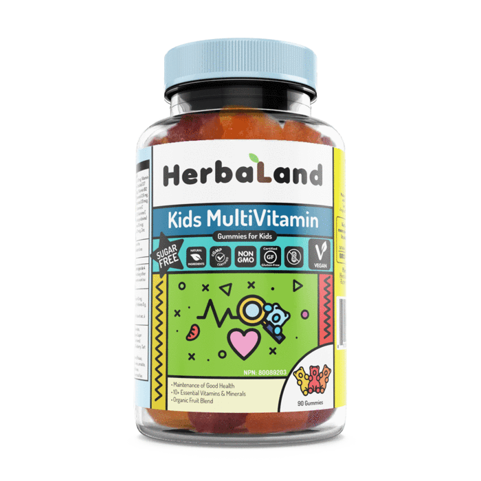 Herbaland Kids Multivitamins