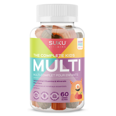 SUKU Vitamins The Complete Kids Multi