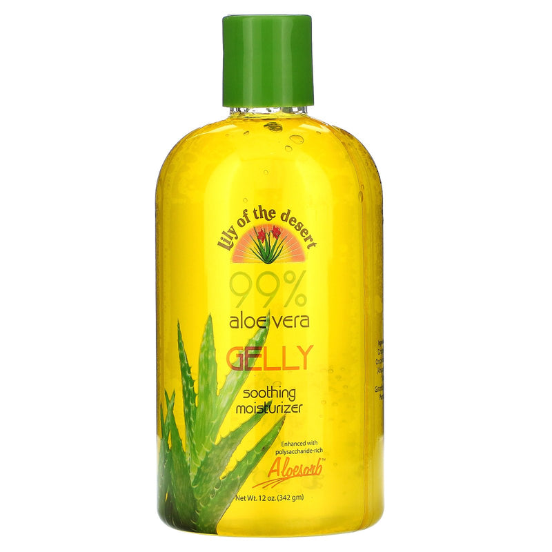 Lily of the Desert Aloe Vera Gelly