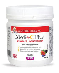 W. Gifford-Jones MD Medi C Plus Berry