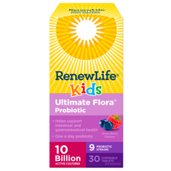 RenewLife Ultimate Flora Probiotic Kids