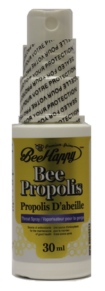 Bee Happy Bee Propolis Throat Spray