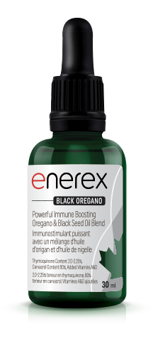 Enerex Black Oregano Drops