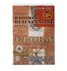 Flora Rooibos Rejuventaing Herbal Tea