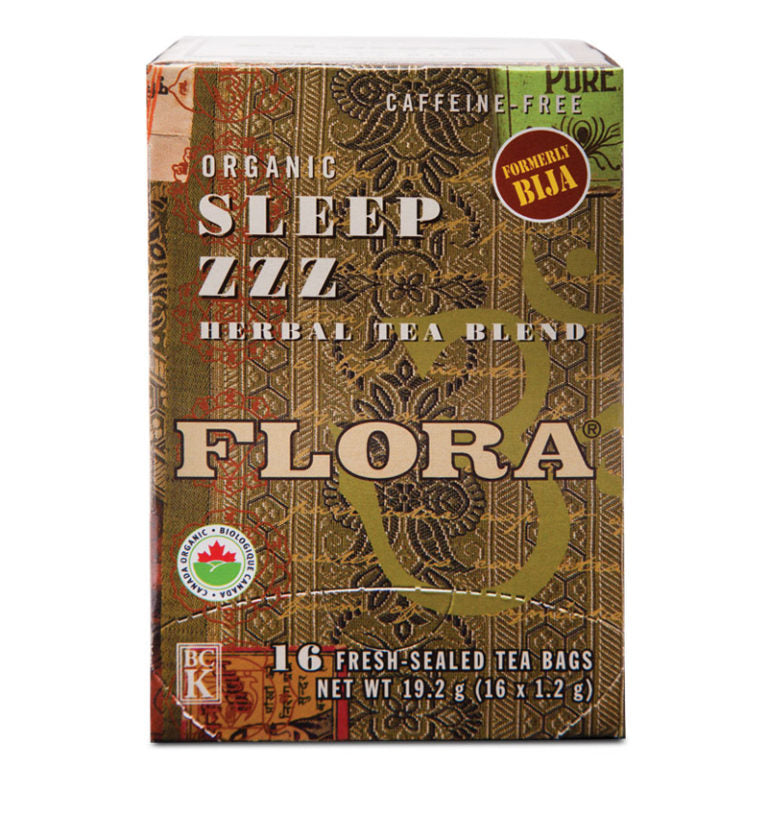 Flora Sleep Herbal Tea Blend