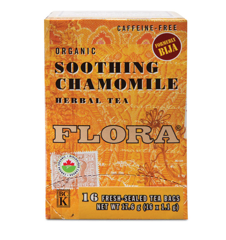Flora Soothing Chamomile Herbal Tea