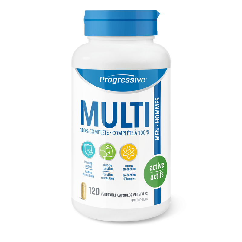 Progressive Multi Active Men