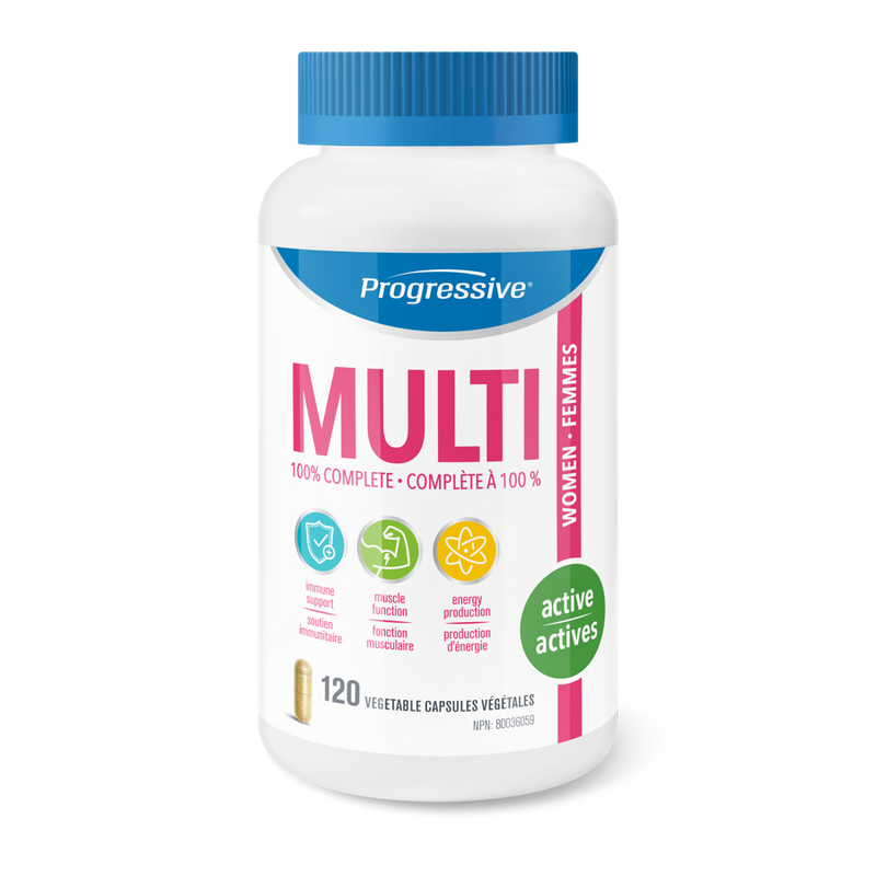 Progressive Multi Active Women
