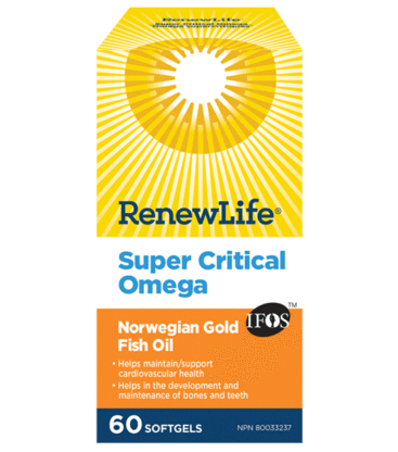 RenewLife Super Critical Omega