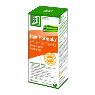 Bell Hair Formula Men & Women