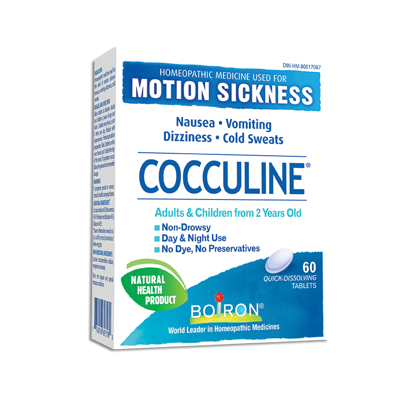 Boiron Motion Sickness Cocculine