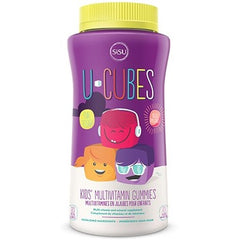 Sisu U-Cubes Kids Multivitamin Gummies