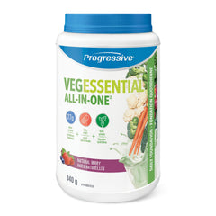 Progressive Vegessential All-In-One Protein Berry