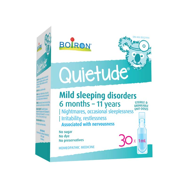 Boiron Children's Quietude Mild Sleeping Disorders