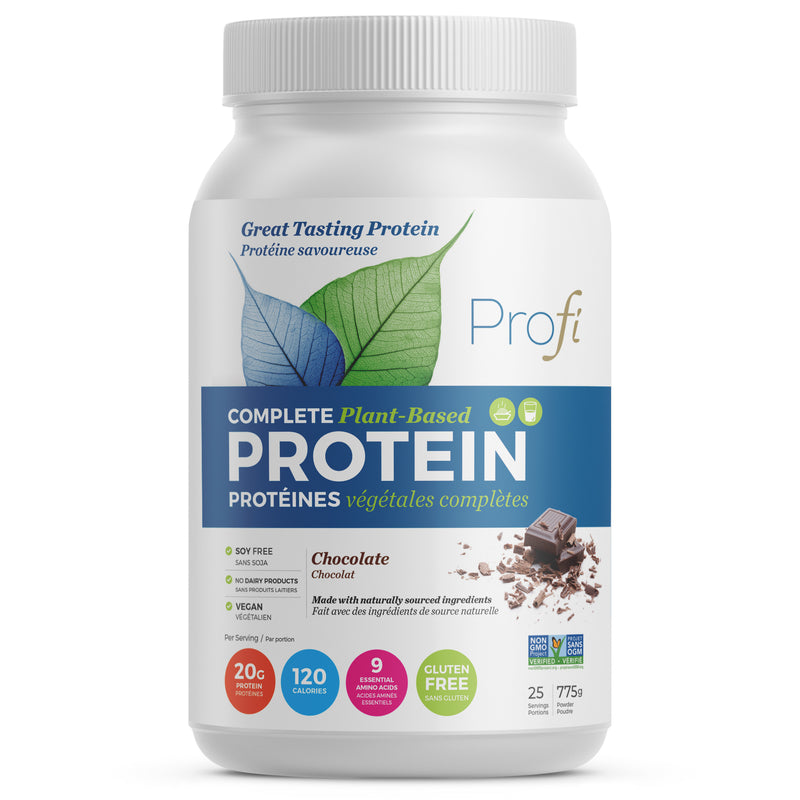 Profi Complete Plant-Based Protein Chocolate Flavour