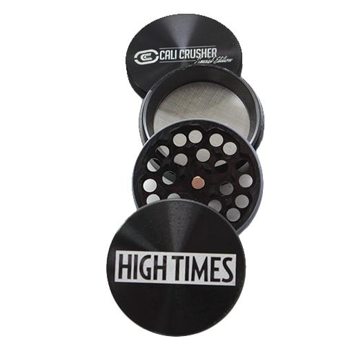 Cali Crusher / High Times Limited Edition Grinder 4 Piece Grinder - Dank Riot