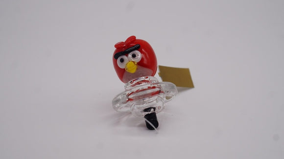 Empire Glassworks Angry Bird Carb Cap - Dank Riot