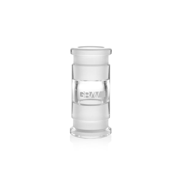 Grav Labs 19mm Female to 19mm Female Adapter (5 Pack) - Dank Riot