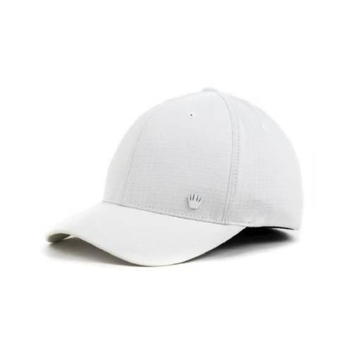 No Bad Ideas - Flexfit Cap - Hampton (White) - Dank Riot