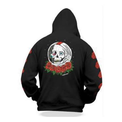 No Bad Ideas Scorpion Hoodie (Black) - Dank Riot