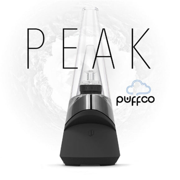 Puffco Peak w/ Case and Warranty Bundle - Dank Riot